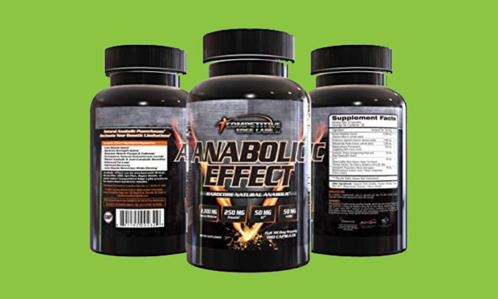 Thoughts On Anabolic Effect