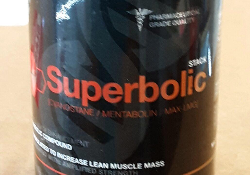 Superbolic